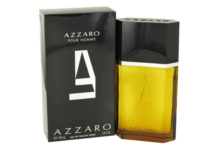 Azzaro Eau De Toilette Spray 100ml/3.4oz