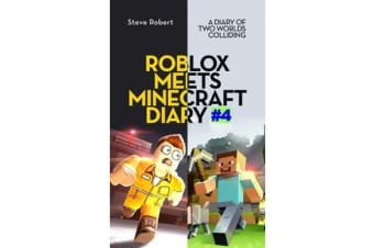 Roblox Meets Minecraft Diary #4