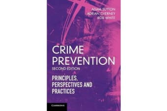 Crime Prevention - Principles, Perspectives and Practices