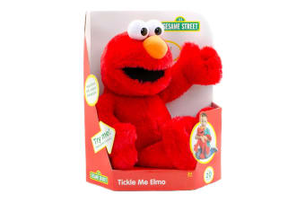Sesame St Tickle Me Elmo