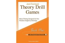 Theory Drill Games - Book 1 - Elementary Level