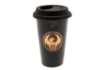 Fantastic Beasts And Where To Find Them Ceramic Travel Mug (Black)