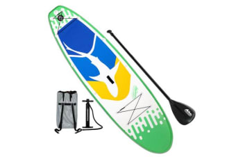 Weisshorn 10FT Stand Up Paddle Board (Green)