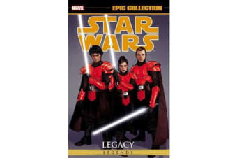 Star Wars Legends Epic Collection - Legacy Vol. 1