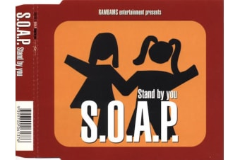 S.O.A.P. – Stand By You PRE-OWNED CD: DISC LIKE NEW