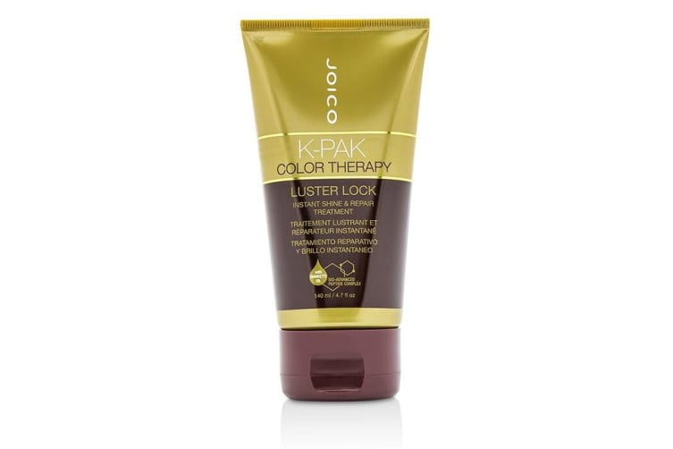 Joico K-Pak Color Therapy Luster Lock Instant Shine & Repair Treatment 140ml
