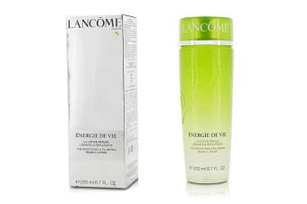 Lancome Energie De Vie Smoothing & Plumping Pearly Lotion - For All Skin Types, Even Sensitive (Made in Japan) 200ml