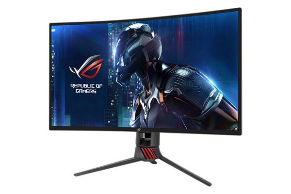 "ASUS ROG Strix XG27VQ 27"" Curved Full HD Gaming Monitor"
