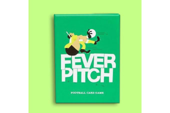 Fever Pitch | The Fast-Paced Soccer Card Game For The Whole Family!