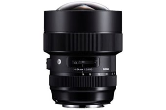 New Sigma 14-24mm F/2.8 DG HSM (Art) Lens (Canon) (FREE DELIVERY + 1 YEAR AU WARRANTY)