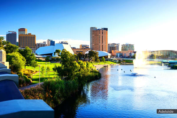 Great Southern Journey - 6 Day Luxury Rail Package from Adelaide to Brisbane Including Flights for Two (Departing SYD/MEL)