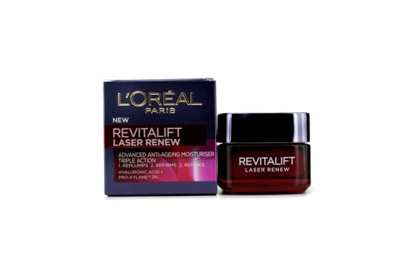 L'Oreal New Revitalift Laser Renew Advanced Anti-Ageing Day Cream (50ml/1.7oz)