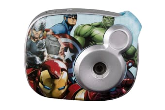 Marvel Avengers 2.1 Digital Camera