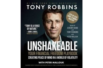 Unshakeable - How to Thrive (Not Just Survive) in the Coming Financial Correction