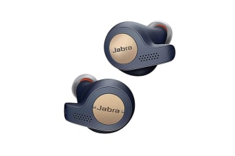 Jabra Elite Active 65t True Wireless Earphones (Copper Blue)