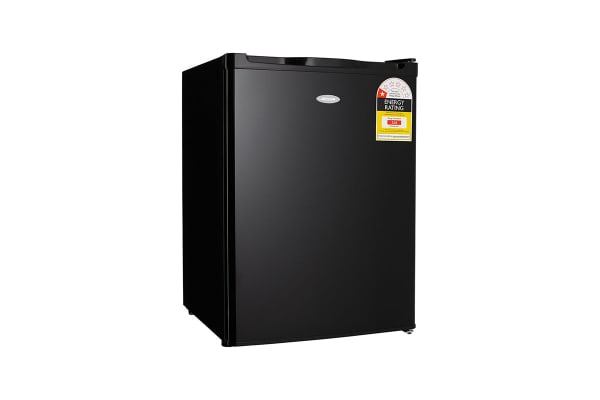 Heller 70L Bar Fridge - Black (BFH70B)
