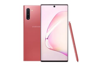 Samsung Galaxy Note10 5G (256GB, Aura Pink)