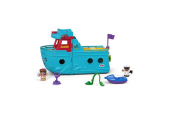 Fisher Price Little People Travel Together Friend Ship