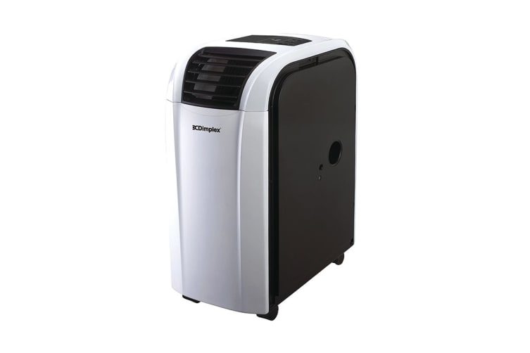Dimplex 4.4kW 15,000 BTU Reverse Cycle Portable Air Conditioner w/Dehumidifier (DC15RCBW)