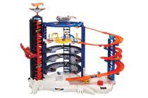 Hot Wheels Super Ultimate Auto Garage