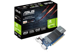 ASUS GeForce GT710 2GB GDDR5 Graphics Card