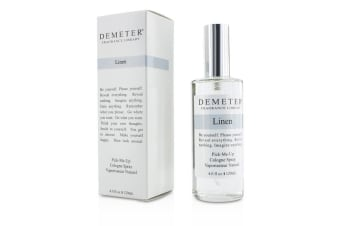 Demeter Linen Cologne Spray 120ml