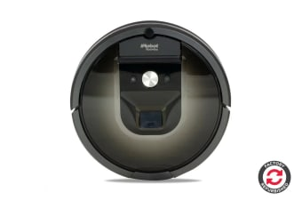 Refurbished iRobot Roomba 980 Robot Vacuum Cleaner