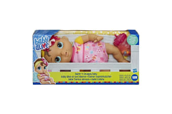 Baby Alive Sweet 'n Snuggly Baby Washable Doll