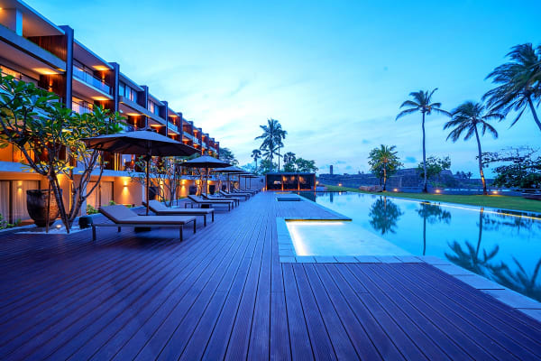 SRI LANKA: 4 Nights at Le Grand Galle Luxury Boutique For Two (Super Deluxe Room)