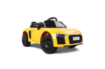 Kids Ride On Car (Yellow)