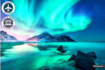 ICELAND: 8 Day Best of Iceland Tour Including Flights for Two
