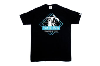 Ocean Bound Sailing Tee - Drug Of Choice Mens T-Shirt