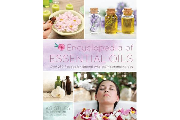 Image of Encyclopedia of Essential Oils - 1001 Recipes for Natural Wholesome Aromatherapy
