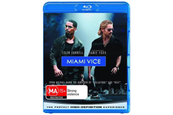 Miami Vice Blu-ray Region B