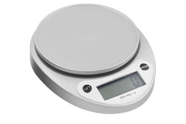TODO 5Kg Kitchen Scale With Bowl Lcd Display 1G Graduation 5000G