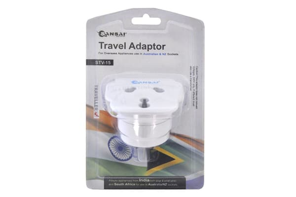 Sansai Universal Travel Adapter - Worldwide to AUS/NZ (STV-15)