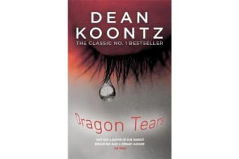 Dragon Tears - A thriller with a powerful jolt of violence and terror