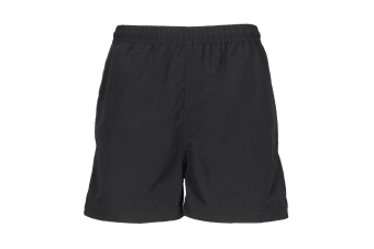 Tombo Mens Teamsport Start Line Track Training Sports Short (Black)