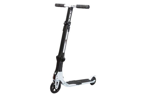 Go Skitz Tour Folding Scooter with Backpack White