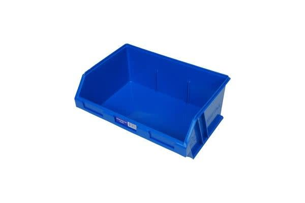 Fischer Plastic Large Parts Drawer Blue