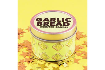 Garlic Bread Scented Candle | Funny Novelty Gift