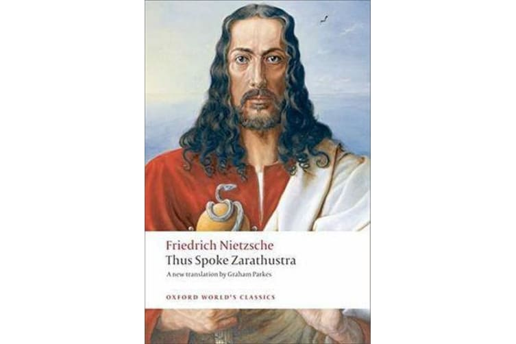 Thus Spoke Zarathustra - A Book for Everyone and Nobody