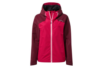 Craghoppers Womens/Ladies Toscana Jacket (Wildberry/Winter Rose) (8 UK)