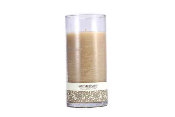 Northern Lights Candles Fragranced Candle - Mysteria (7.5 inch)