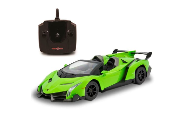 1:12 RC Car Lamborghini Veneno LP 750 w/Rechargeable Battery/Toy/Green
