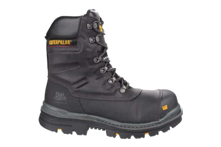 Caterpillar Adults Premier Waterproof Composite Work Boots (Black) (10 UK)
