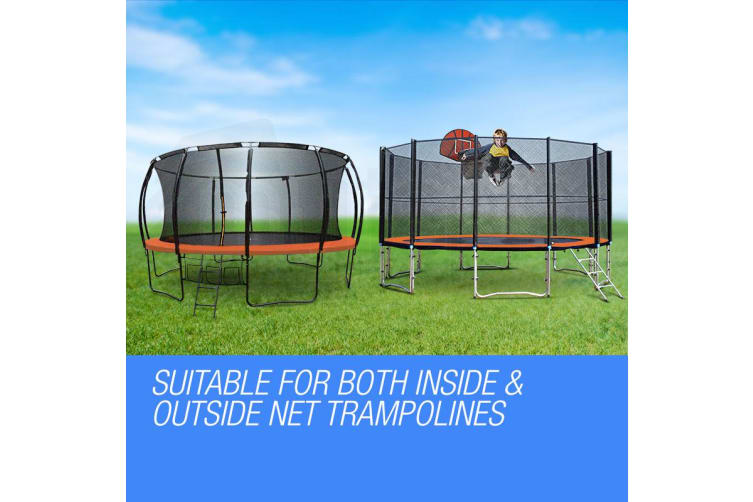 UP-SHOT 10ft Replacement Trampoline Padding - Pads Pad Outdoor Safety Round