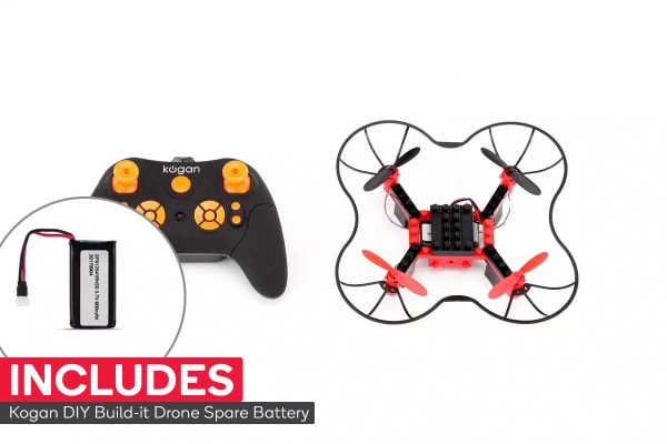 DIY Building Block Drone Endurance Combo