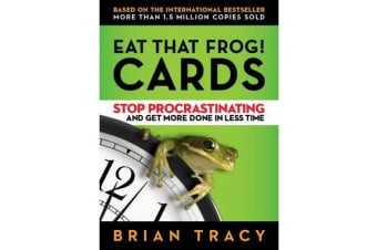 Eat That Frog! The Cards