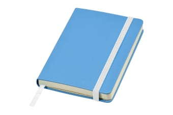 JournalBooks Classic Pocket A6 Notebook (Light Blue)